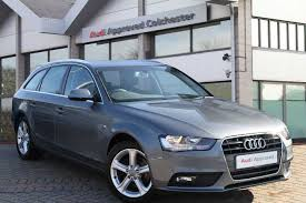 audi a4 avant tfsi se technik 2013 for sale in colchester essex