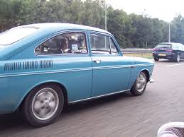volkswagen squareback blue vw volkswagen type 3 1500 notchback squareback fastback 1962