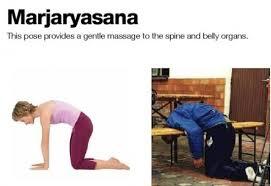 Drunk Yoga Meme - drunk people yoga positions funcage