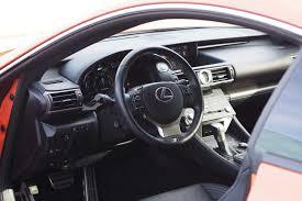 lexus interior 2016 2016 lexus rc 200t review autoguide com news