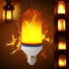 led flame effect fire light bulbs led flame effect fire light bulbs e27 flickering simulation xmas new