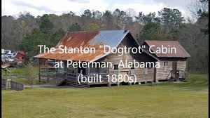 dogtrot house the stanton