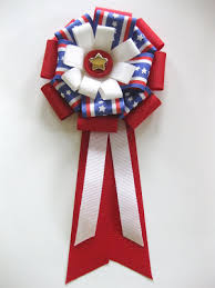 patriotic ribbon crafts tutorial patriotic ribbon badge crafts ideas crafts