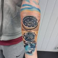 tattoo compass realistic compass tattoos perfect tattoo artists