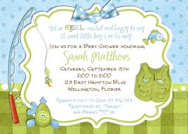 fishing themed baby shower fishing boy baby shower invitation fish tackle and rod