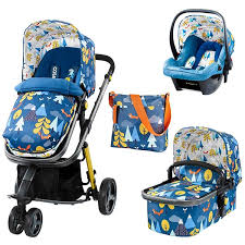 Cosatto giggle 2 foxtale travel system car seat bundle travel