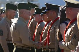 earning their stripes hmlat 303 corporals honored in ceremony