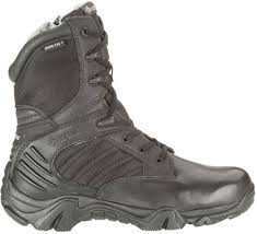 s zip boots footwear s gx 8 tex insulated side zip boot