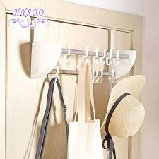 double row door back hook door hanger hangers bathroom free