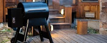 traeger wood fired grills at abt