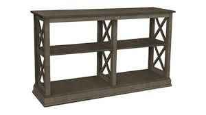 John John Sofa by Hampton Sofa Table W Shelves Wenz Home Furniture