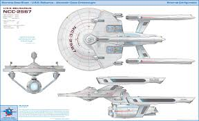 Star Trek Enterprise Floor Plans by Franz Joseph Blueprints Revisited The Trek Bbs