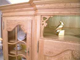 Wohnzimmerschrank Eiche Schrank Wohnzimmerschrank In Eiche Massiv Gelaugt Rustikal Oder