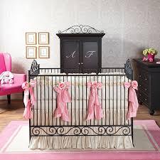 casablanca premiere iron crib in slate and nursery necessities in
