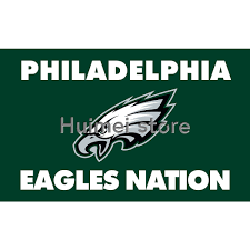 Flag Of Philadelphia 3ftx5ft Origin Philadelphia Eagles Flag Of High Quality Polyester
