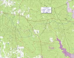 Map Of Conroe Texas Lone Star Hiking Trail West Near Houston Tx Free Detailed Topo Maps