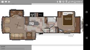 Montana Fifth Wheel Floor Plans New Or Used Keystone Montana 3402rl Rvs For Sale Rvtrader Com