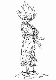 holiday coloring pages dbz coloring pages goku free printable