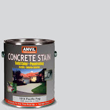 anvil 1 gal acrylic dover grey solid color interior exterior