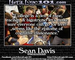 College Liberal Meme - meme exposes liberal hypocrisy on free college for all