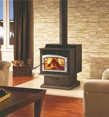 free standing wood burning fireplace 10112