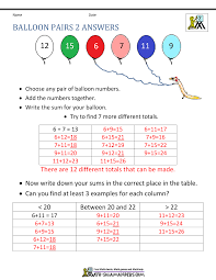 3rd grade math fraction worksheets simplifying expressions