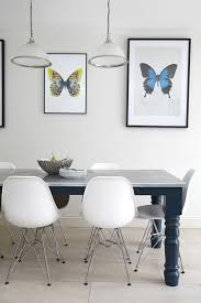 butterfly dining room table glass top rectangular dining table dining room transitional with