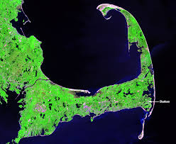 Map Of Cape Cod Massachusetts by Cape Cod Massachusetts Usa Earthshots Satellite Images Of