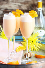pineapple orange creamsicle mimosas 3 yummy tummies