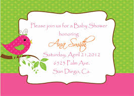 bird baby shower invitations u2013 frenchkitten net