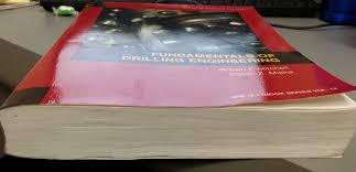 fundamentals of drilling engineering robert f mitchell stefan z