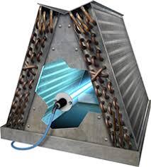 hvac uv light kit blue tube uv