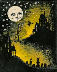 oh by the way vintage halloween cards and graphics
