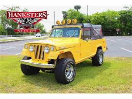 1971 Jeep Jeepster For Sale Classiccars Com Cc 793513