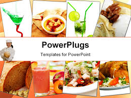 Powerpoint Food Themes Besik Eighty3 Co Fast Food Ppt