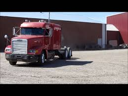 1997 freightliner fld semi truck for sale sold at auction may 19