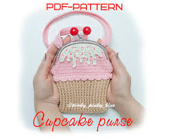 cupcake purse cupcake purse etsy
