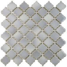 Arabesque Backsplash Tile by Modern Arabesque Backsplash Tile Allmodern