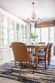 eclectic classic mid century dining room reveal bigger than