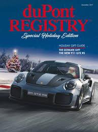 dupont registry 5729 dupont registry cover 2017 december 1 issue jpg