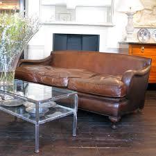 Lancaster Leather Sofa Sofa Extraordinary Deep Leather Sofa Appealing Deep Leather Sofa