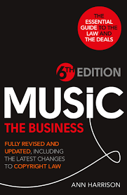 music the business 6th edition fully revised and updated