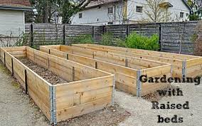 Raised Garden Bed Designs Raised Bed Ideas Gardening With Raised Beds Simple Tips To Make