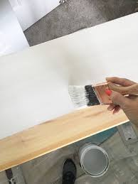 what is the best way to paint unfinished kitchen cabinets how to paint unfinished wood furniture