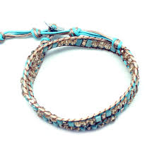 double beaded bracelet images 7 luxe shop 7 luxe x katie soleil double wrap beaded bracelet in jpg