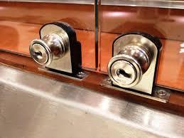 Patio Door Locks Hardware Sliding Door Locking Hardware Pictures Deboto Home Design