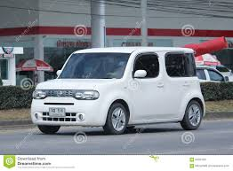 nissan cube 2016 private nissan cube editorial photography image of asia 64351237