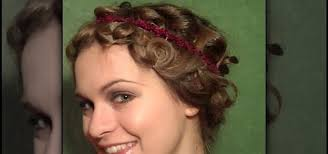 how to do 20s hairstyles for long hair how to create a curly 20s flapper bob for long hair hairstyling
