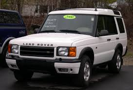 land rover pajero 2000 land rover discovery series ii information and photos