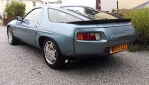 porsche 928 s2 1986 5 porsche 928 s2 4 7 auto 101 000 fsh everything